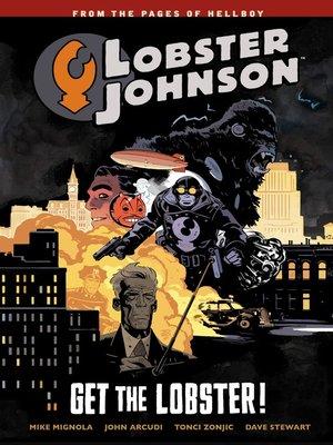 cover image of Lobster Johnson Volume 4