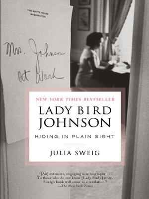 cover image of Lady Bird Johnson