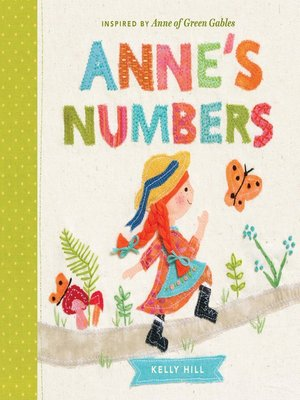cover image of Anne's Numbers