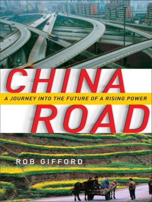 cover image of China Road