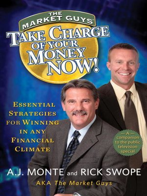 cover image of Take Charge of Your Money Now!
