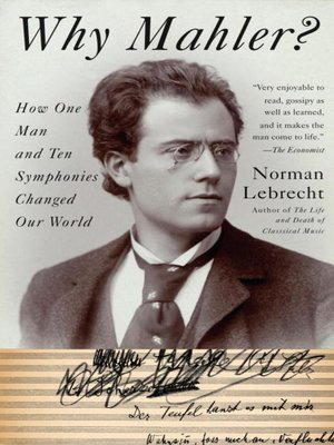 cover image of Why Mahler?
