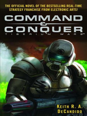 cover image of Tiberium Wars