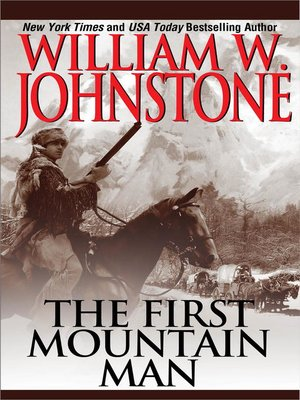 cover image of The First Mountain Man
