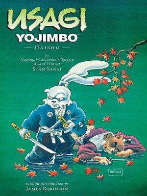 cover image of Usagi Yojimbo (1987), Volume 9