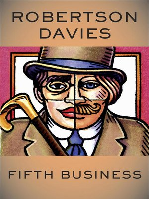 cover image of Fifth Business