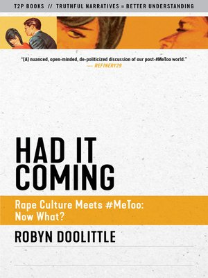 cover image of Had it Coming