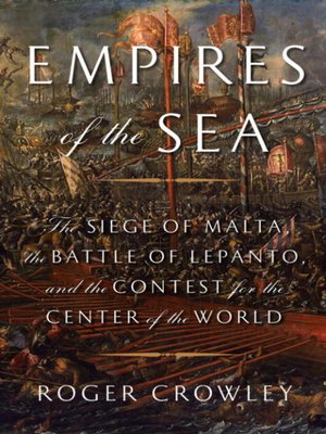 cover image of Empires of the Sea