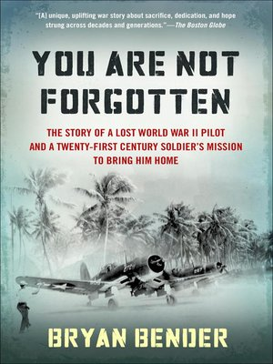 cover image of You Are Not Forgotten