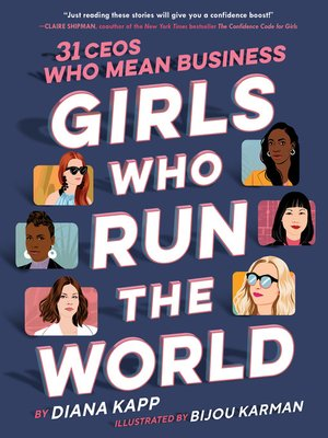 cover image of Girls Who Run the World