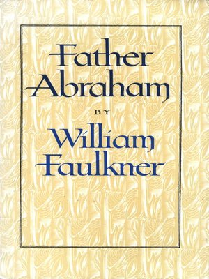 cover image of Father Abraham