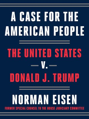 cover image of A Case for the American People