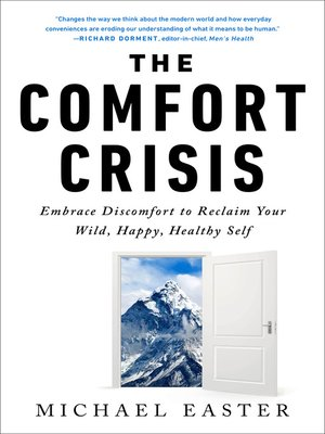 cover image of The Comfort Crisis