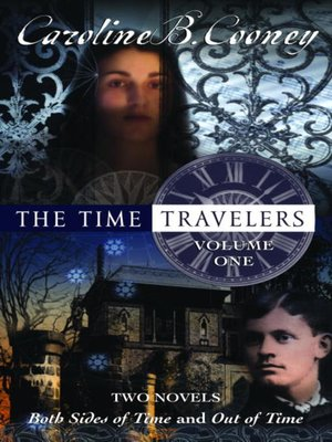 cover image of The Time Travelers, Volume 1