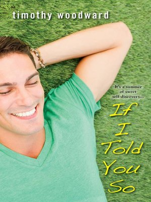 cover image of If I Told You So