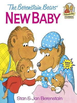 cover image of The Berenstain Bears' New Baby