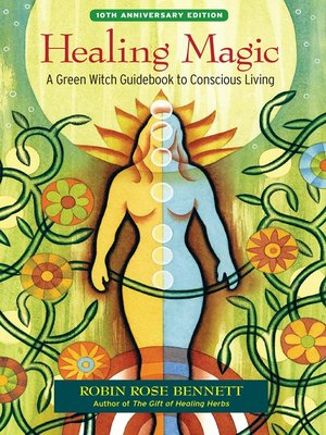 cover image of Healing Magic