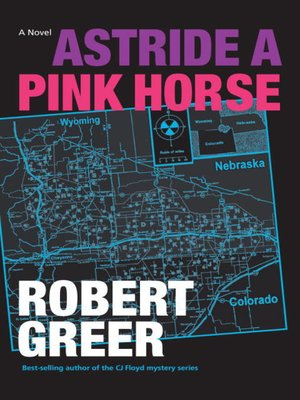 cover image of Astride a Pink Horse