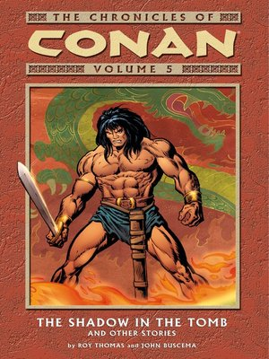 cover image of Chronicles of Conan, Volume 5