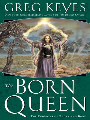 cover image of The Born Queen