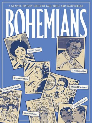 cover image of Bohemians