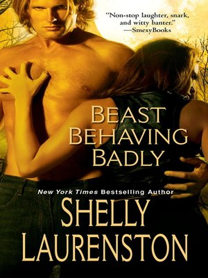 cover image of Beast Behaving Badly
