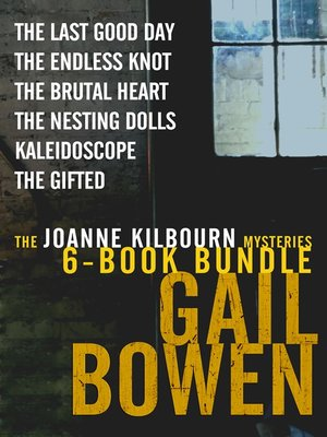 cover image of The Joanne Kilbourn Mysteries, Volume 3
