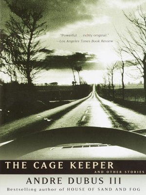 cover image of The Cage Keeper