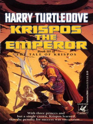 cover image of Krispos the Emperor