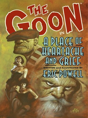 cover image of The Goon, Volume 7