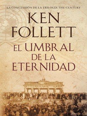 cover image of El umbral de la eternidad