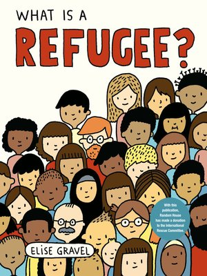 cover image of What Is a Refugee?