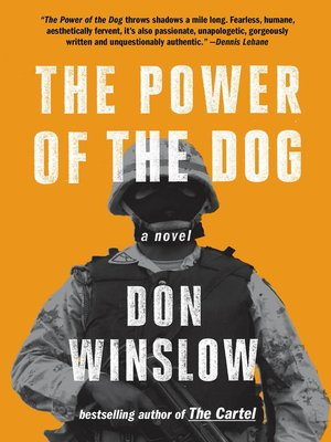 cover image of The Power of the Dog