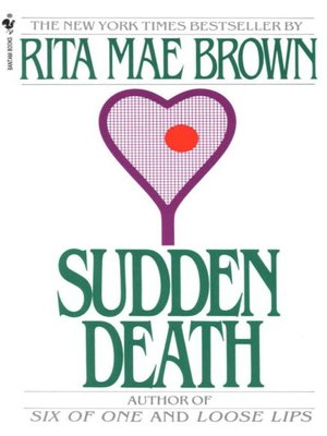 cover image of Sudden Death