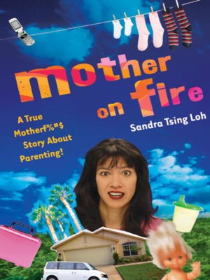 cover image of Mother on Fire