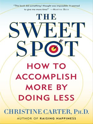 cover image of The Sweet Spot