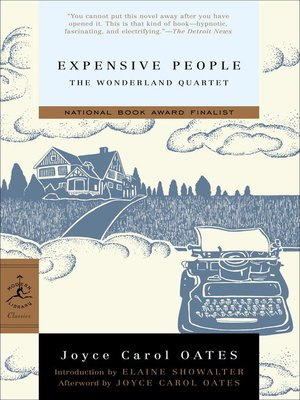 cover image of Expensive People