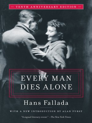 cover image of Every Man Dies Alone