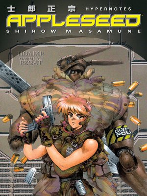 cover image of Appleseed
