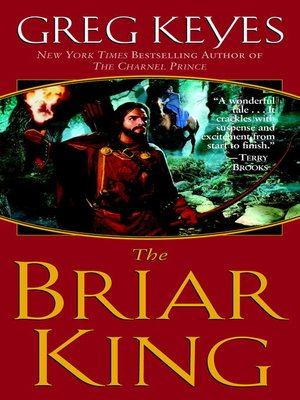 cover image of The Briar King