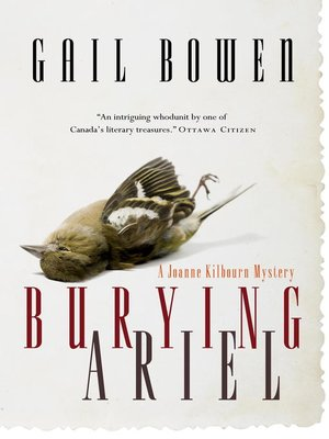 cover image of Burying Ariel