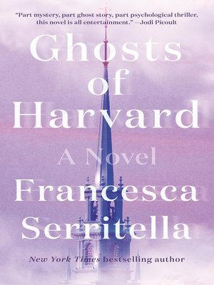 Ghosts of Harvard Book Cover