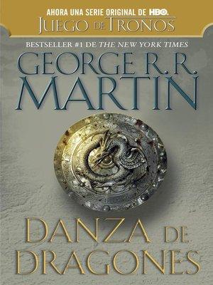 cover image of Danza de dragones