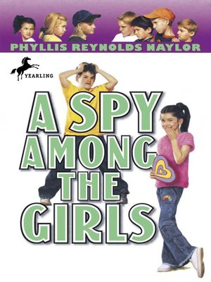cover image of A Spy Among the Girls