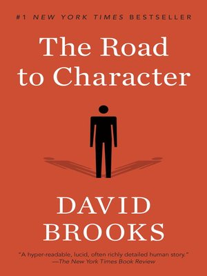 The Road To Character Epub
