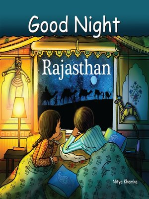 cover image of Good Night Rajasthan