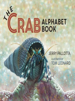 cover image of The Crab Alphabet Book