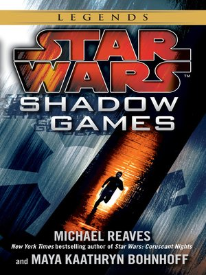 cover image of Shadow Games