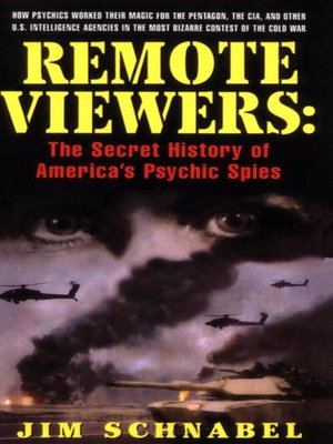 cover image of Remote Viewers