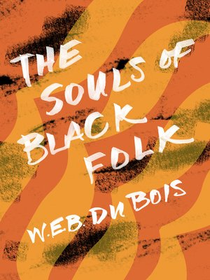 cover image of The Souls of Black Folk